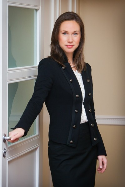 Ūkio banko Privačios bankininkystės departamento direktorė Živilė Geralavičiūtė